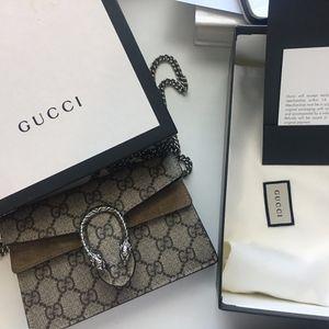 Gucci super mini Dionysus